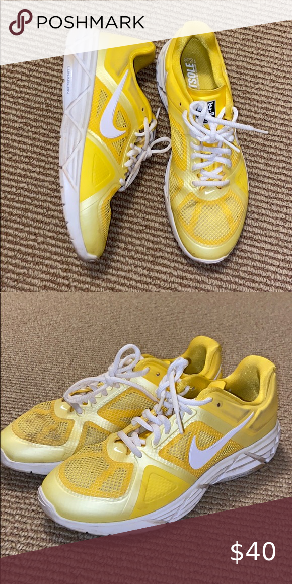 Nike Fitsole Tennis Shoes in 2020