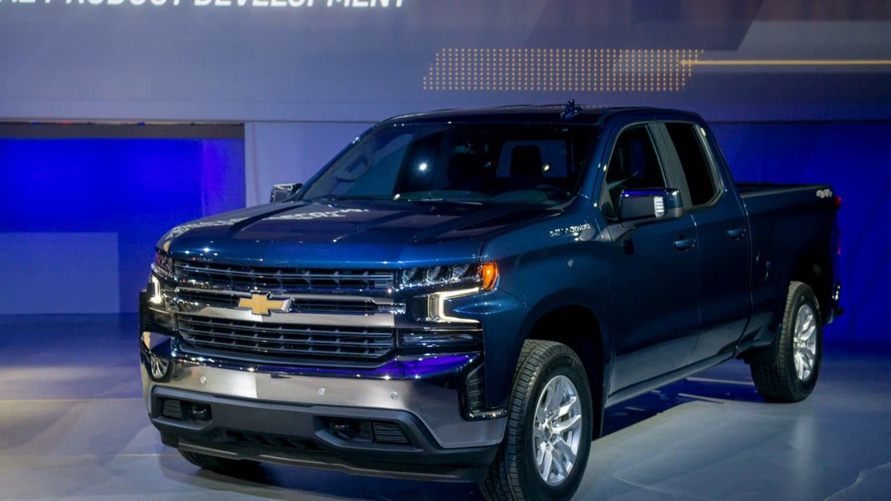 Amazing How 2019 Chevy Silverado S V8s Can Operates On One Cylinder At First We Also Puzzled About 2019 Chevy Silve Chevy Silverado Chevy Chevy Silverado 1500