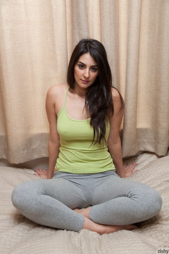 Indian Girls In Yoga Pants