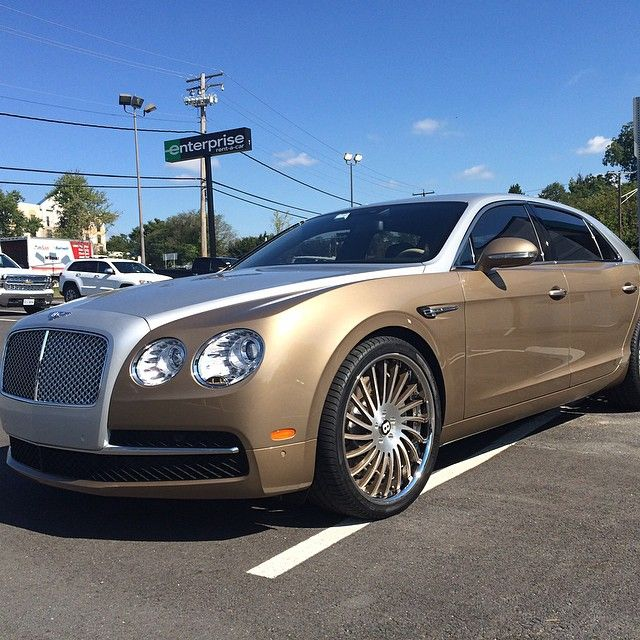 Bentley Continental Flying Spur Limousine By Exotic Limo: Pin By Ruckersville Gallery & Strasburg Emporium On