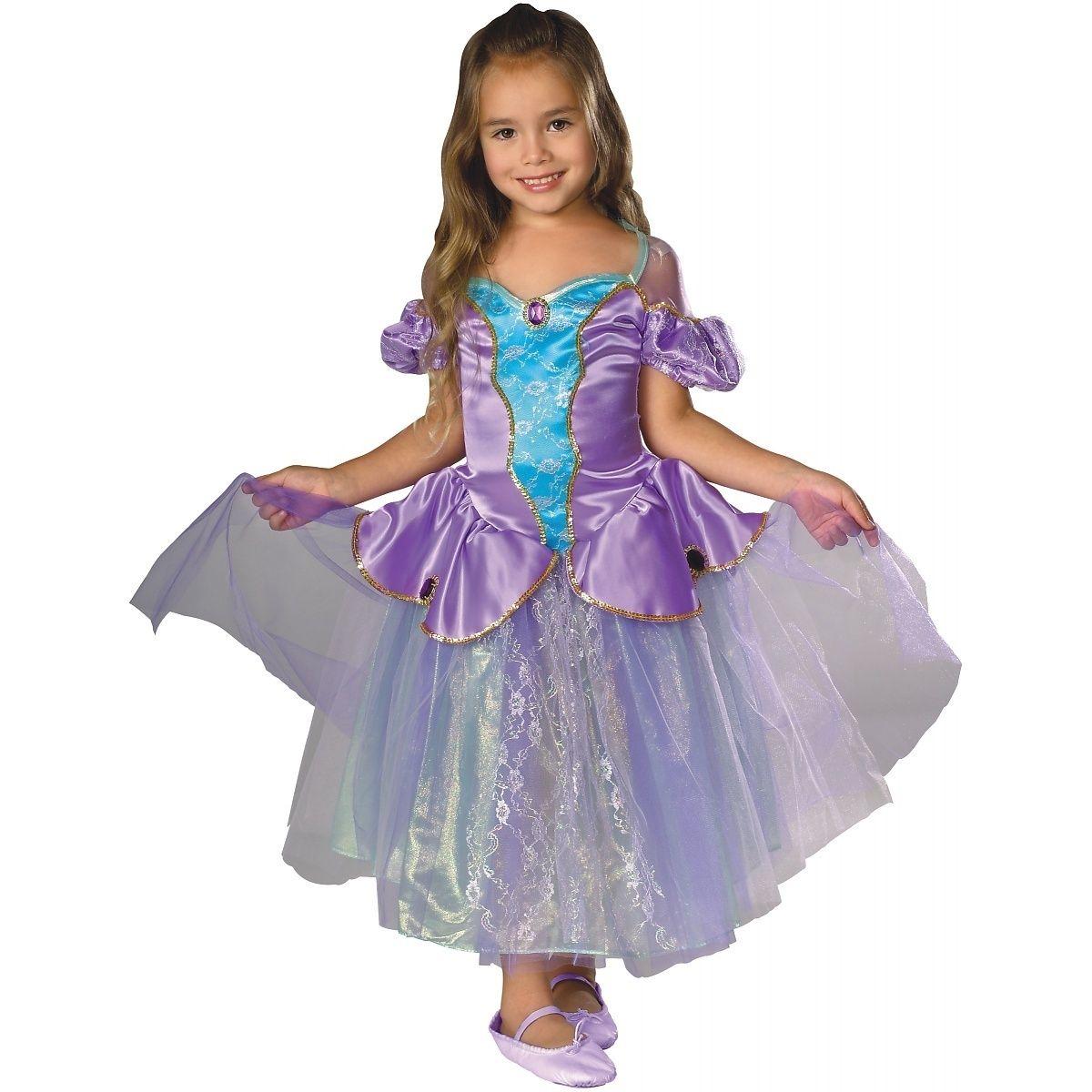 Ballerina Diva Costume Kids Girls Fairy Tale Princess Halloween Fancy Dress | eBay  sc 1 st  Pinterest & Ballerina Diva Costume Kids Girls Fairy Tale Princess Halloween ...