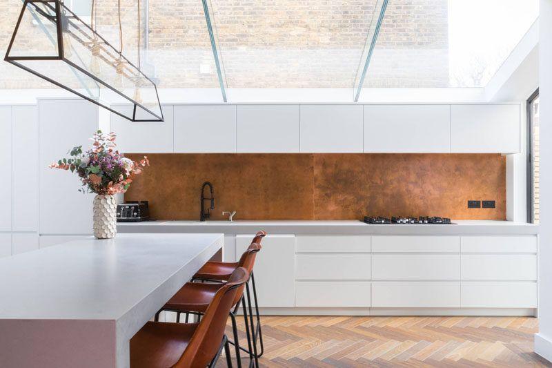Kitchen Design Ideas - 9 Backsplash Ideas For A White Kitchen