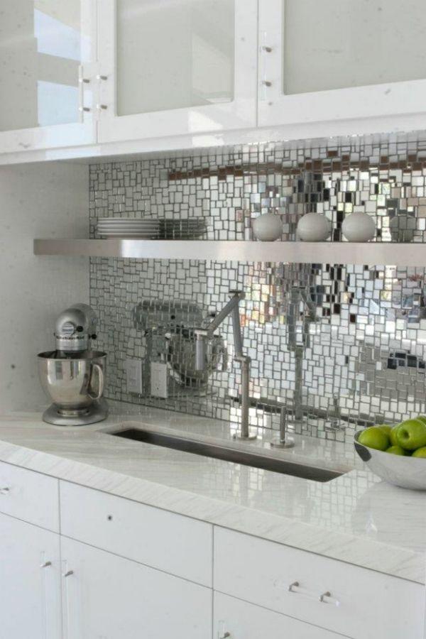 Frische Küchenrückwand Ideen für Sie - 35 wunderschöne Designs - ideen für küchenspiegel