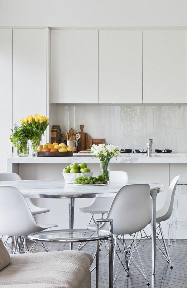 Glas küchenrückwand fliesenspiegel  küchenrückwand aus glas fliesenspiegel glas küchenrückwände ...