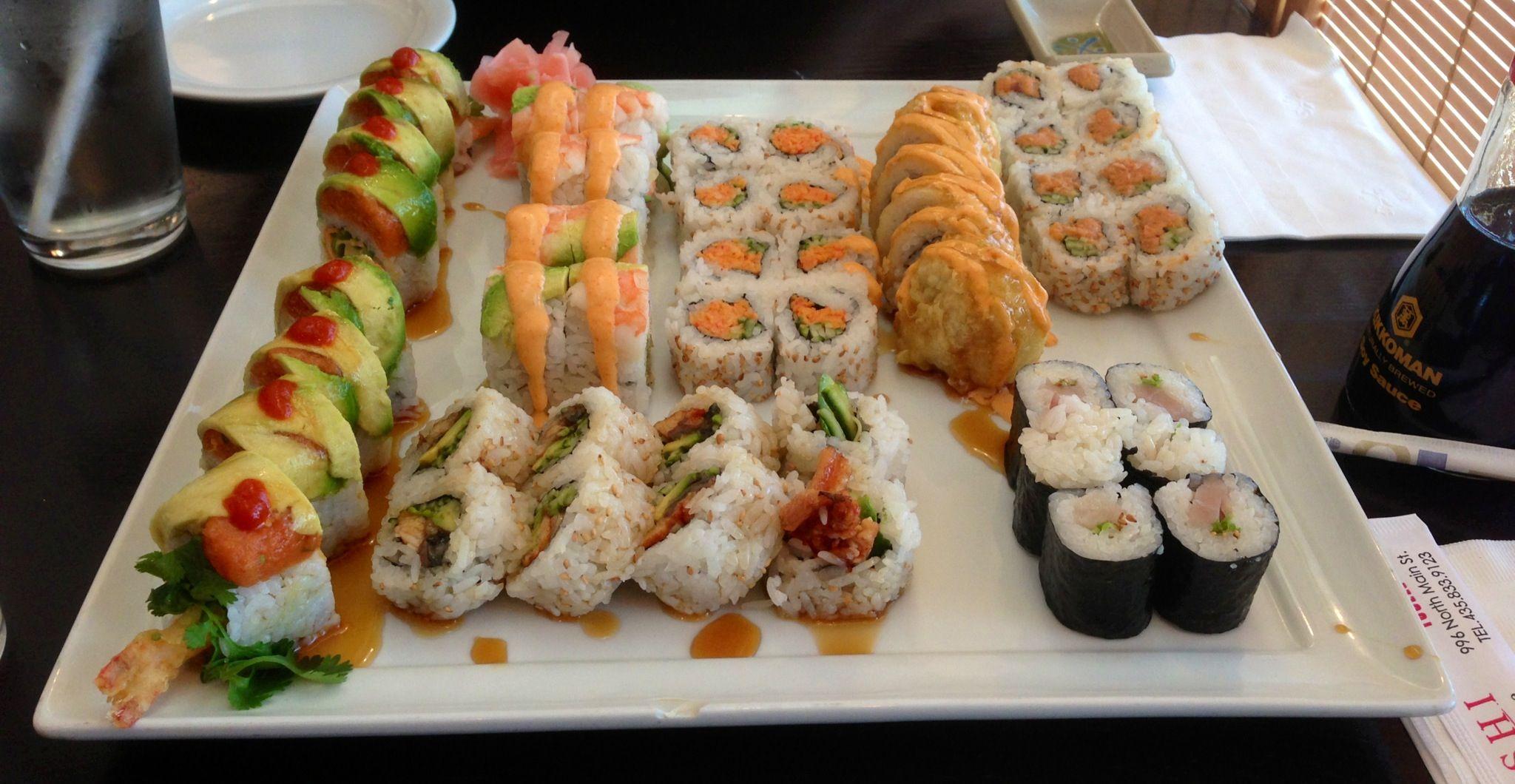 Osaka Sushi- Layton, Utah | Layton Area Restaurants | Pinterest ...