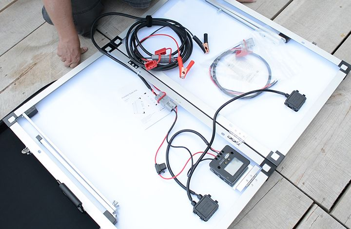 Plug And Play Easy Setup Solar Power With Images