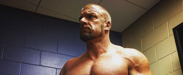As seen on the WWE Draft themed episode of SmackDown, Triple H was not one of the draft choices for the RAW or SmackDown brand.…