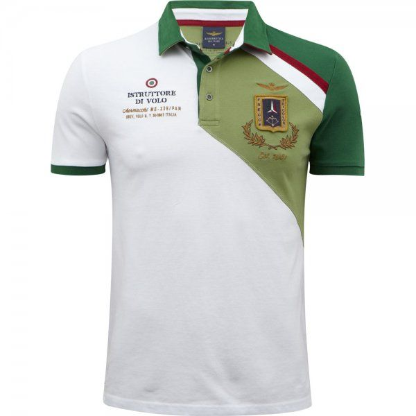 iconic aeronautica militare polo shirt for real AM lovers!  f85cd3a9d26ba