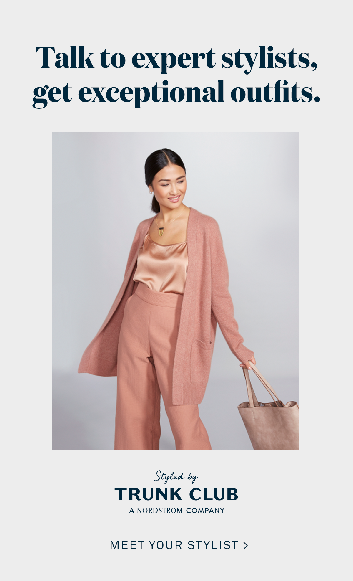 d61eb357c Shop for all your holiday oufits, including workwear, with a personal  stylist.