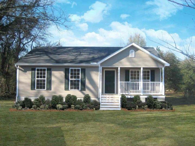 Simple American House Design