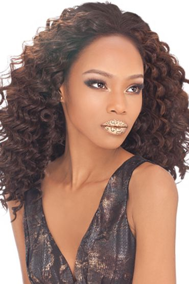 Sol Deep Wave Weave Premium Human Hair Grd3 Outre Collection