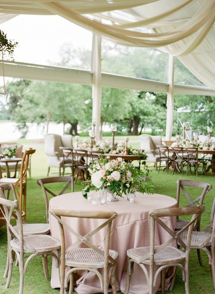Gorgeous Houston Wedding Under An Arbor Haven Durham Reception