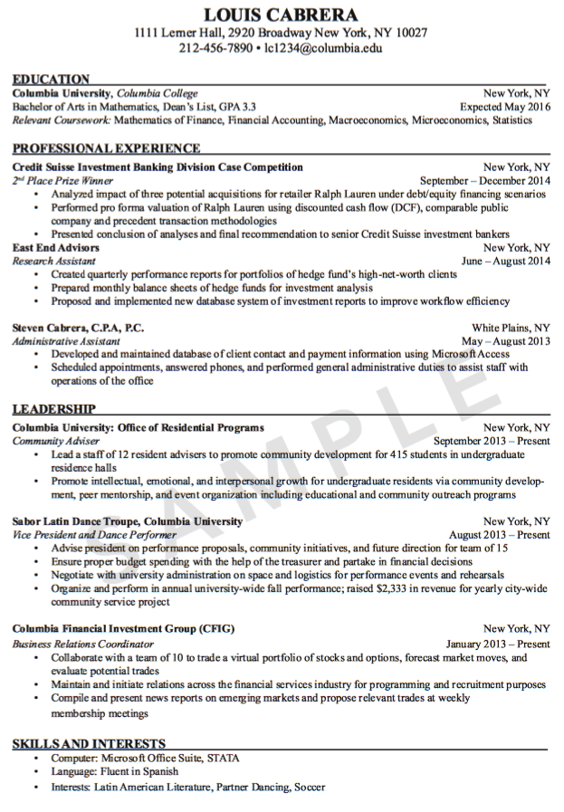 Professional Administrative Assistant Sample Resume Examples Resume Cv