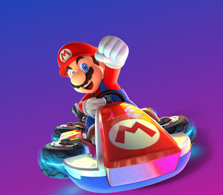 Nintendo Switch Mario Kart 8 2k Wallpaper Hdwallpaper Desktop Mario Kart Mario Kart 8 Racing Games For Kids