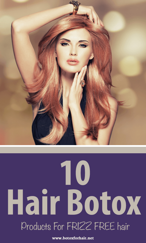 Top 10 Best Hair Botox Products You Can Buy Online