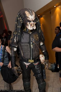 Alien Vs Predator Awesome Cosplay Cos Play Cosplay Costumes Geek Stuff Aliens Madness Batman Nerdy & Pin by Marc Walker on AVP | Pinterest | Predator Alien vs predator ...