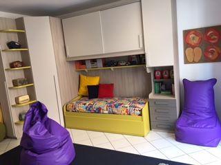 Camerette Bloccate ~ Bonetti camerette bonetti bedrooms cameretta ponte con cabina