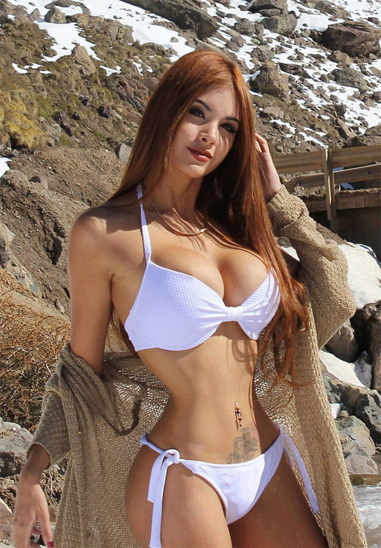 Мисс бикини 2008 анна прохорчик
