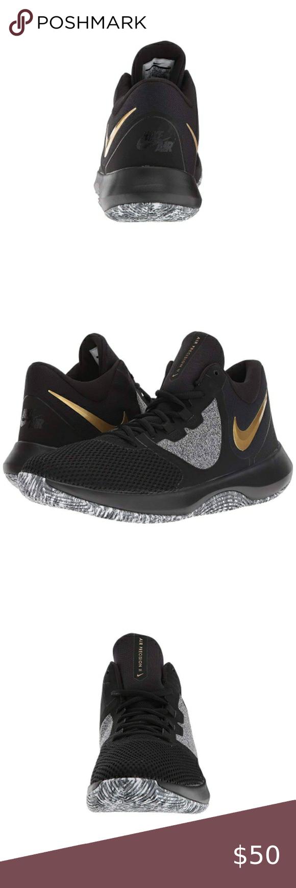 Nike Precision II in 2020 | Black nikes
