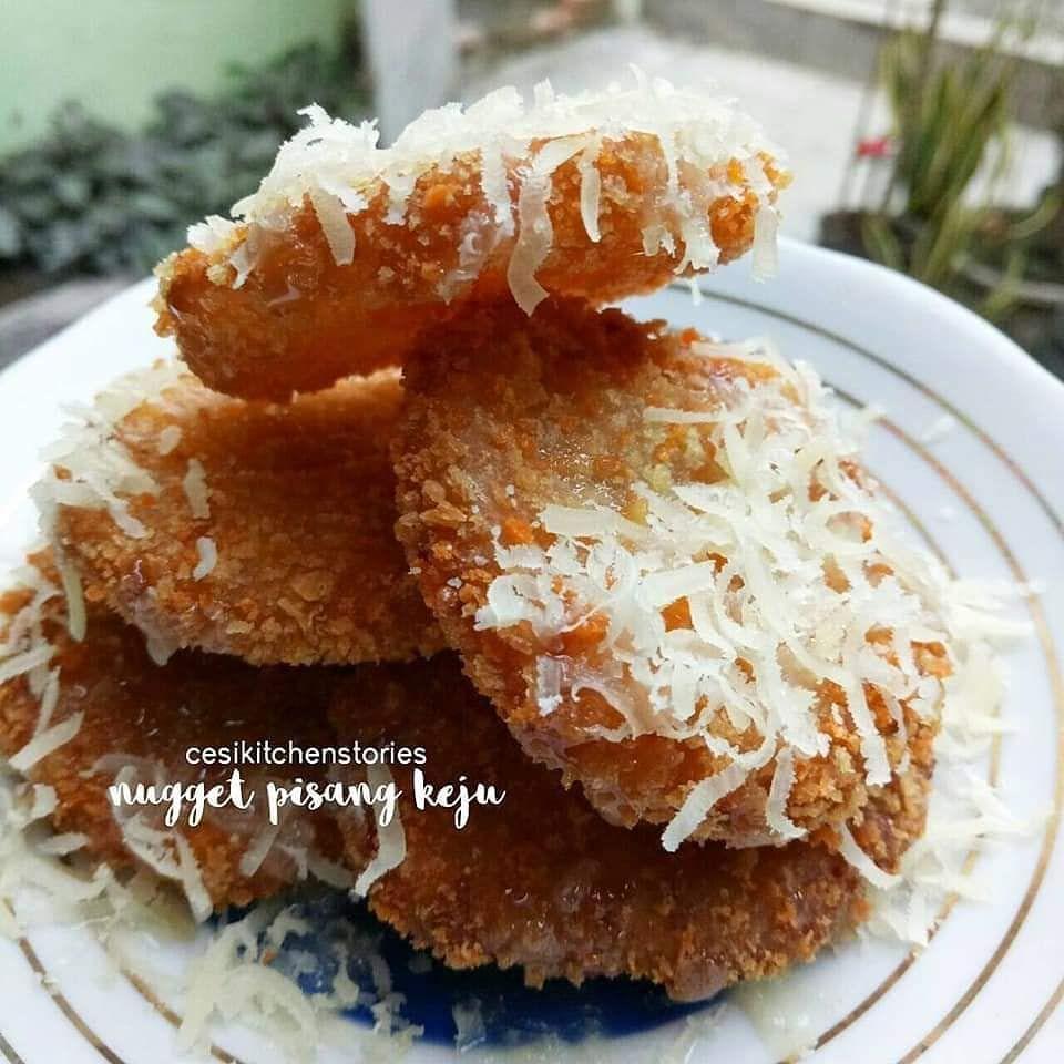 Resep Camilan Dari Pisang Istimewa Resep Makanan Ringan Gurih Camilan