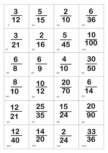 math worksheet : simplifying fractions bingo  5th grade math  pinterest : Simplify Fractions Worksheet