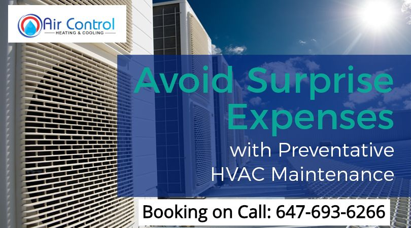 Hvac Maintenance Services Throughout The Year By