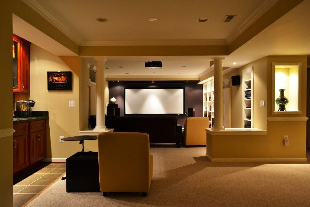Basement Home Theatre Ideas Property image result for home theater ideas | downstairs ideas | pinterest