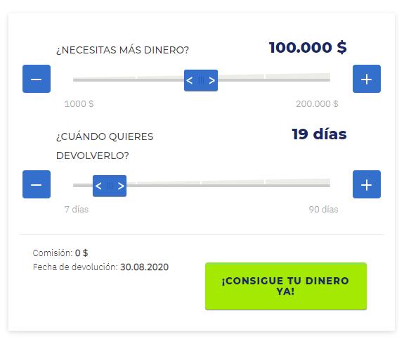 Préstamos Rápidos En Un Click Ar Banca En Línea Prestamo Hipotecario Necesito Dinero