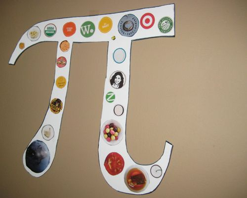 Great ideas for Pi Day!