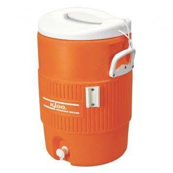 Igloo Heavy Duty 10 Gallon Cooler (Orange)