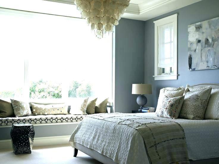 In Beruhigenden Blauen Farben Für Schlafzimmer #Schlafzimmer