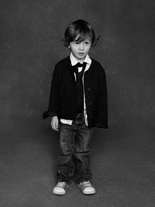 d309428dc006 Hudson Kroenig THE LITTLE BLACK JACKET Chanel on-line exhibition ...