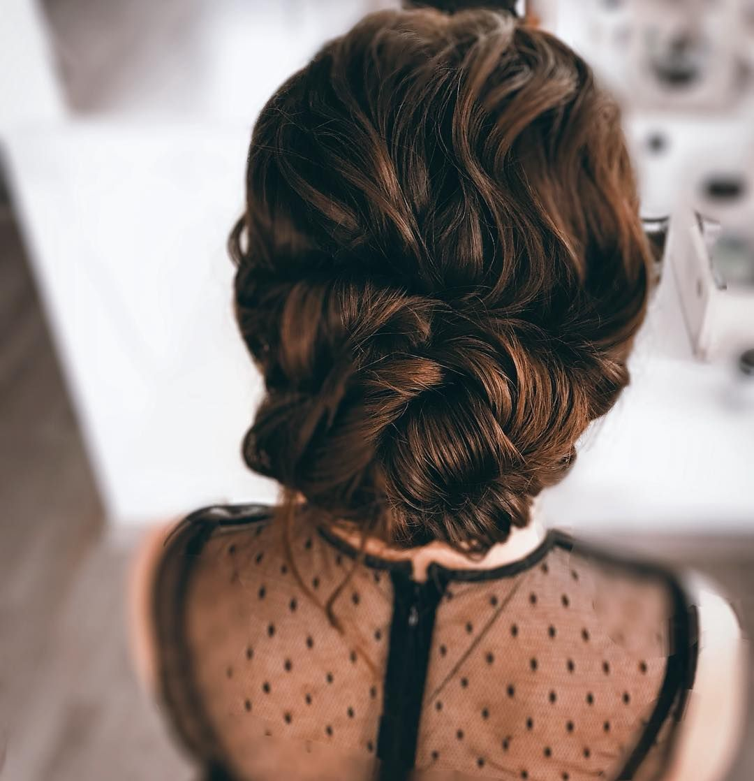 Wedding Hairstyles For Every Wedding Dress Neckline