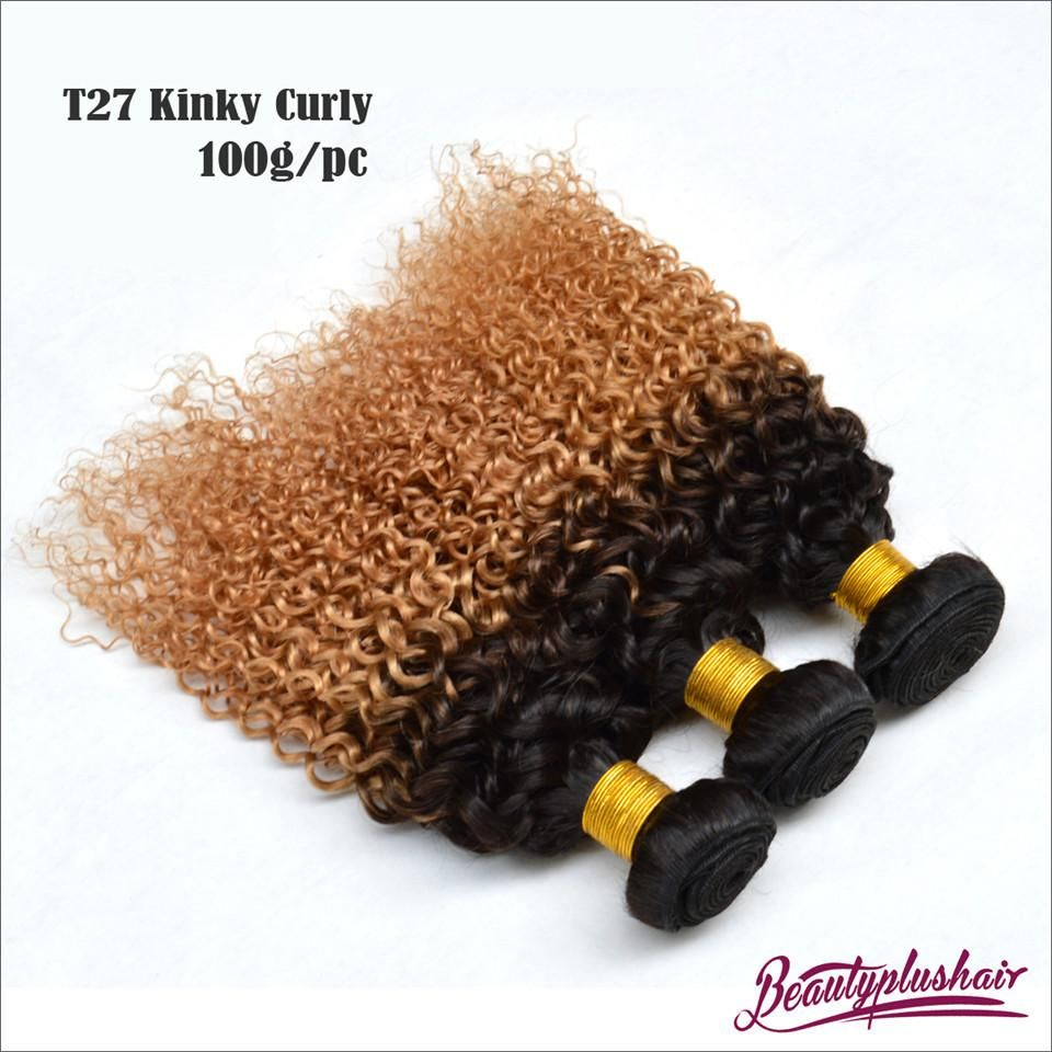 Milky Way Weave 6a Top Quality Ombre Hair Extension Brazilian Virgin