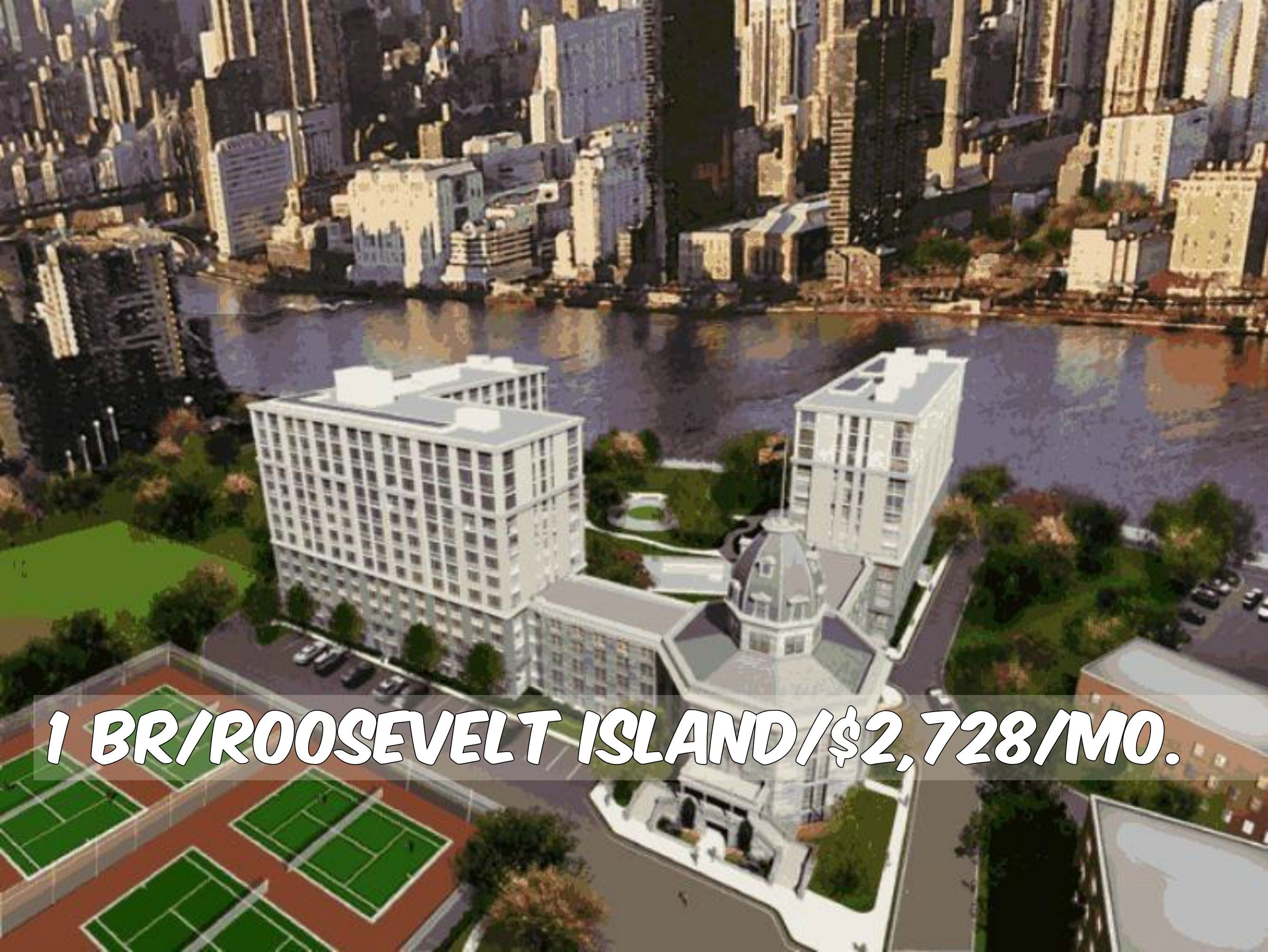 1 BR apt for rent in Roosevelt Island at $2,728/mo.Doorman,Elevator,Health Club,Pool,Laundry,Storage,Common Outdoor Space. Contact us for details.Web ID:134402. #NYCApartments #MovingToNYC #NYCrentals #ApartmentHunting #Moving #NYC #NoFeeApt