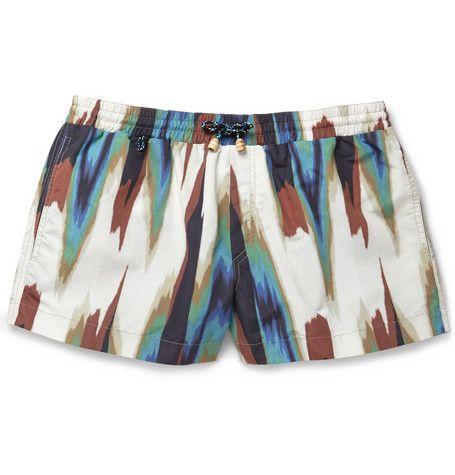29e265ad1ad533 Missoni Short-Length Printed Swim Shorts | MR PORTER | PRINTEMPS ...