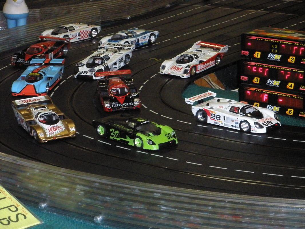 Slot Car Raceway Homeroom Racing Cafe Slot Car Racing Fast Cars Slot Cars