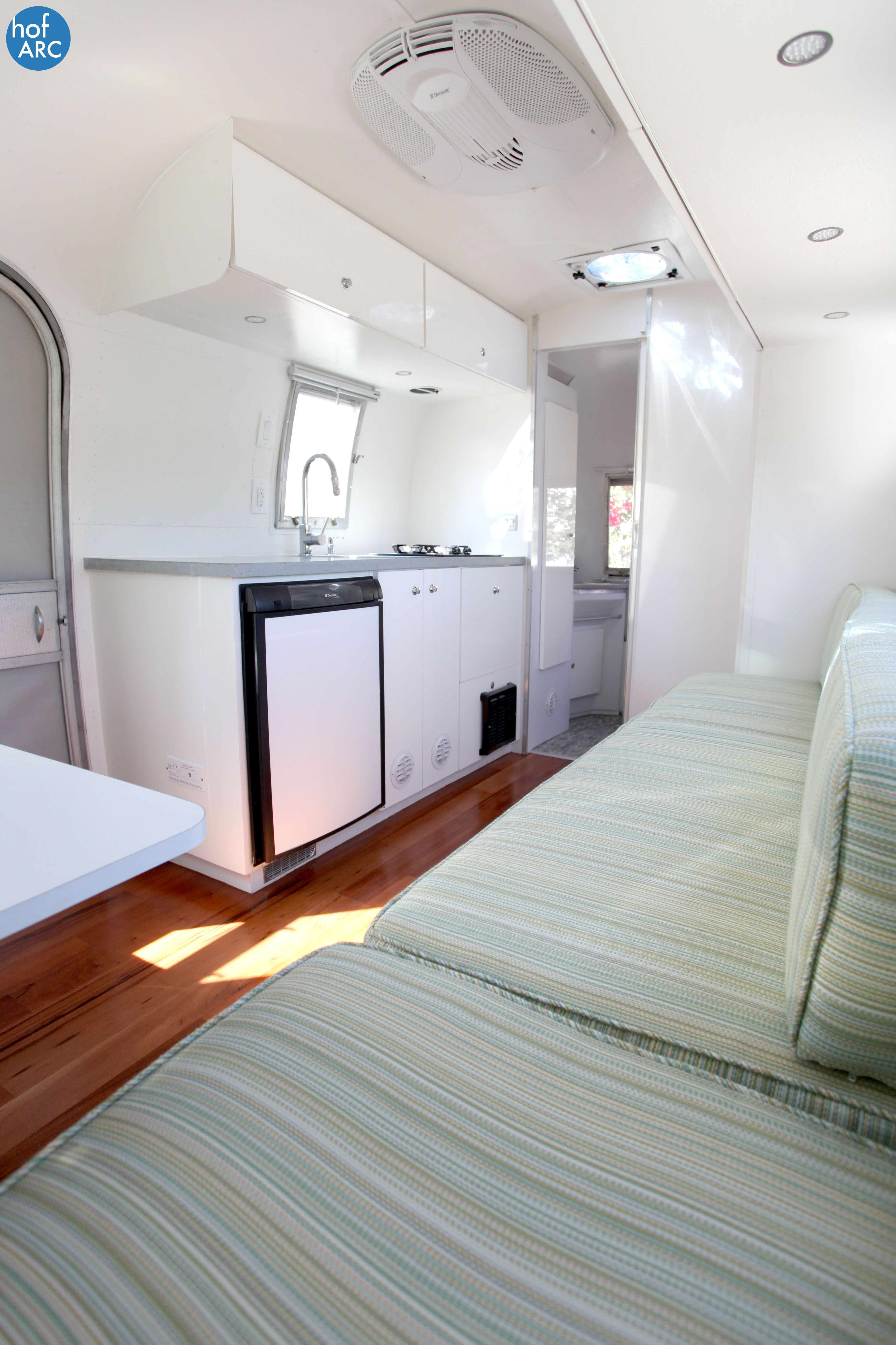 1967 Airstream Globetrotter Alice renovated by HofArc. | RV ...