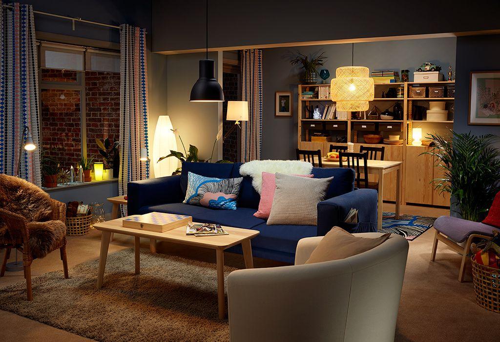 27e96c63f Cozy family livingroom | Living room in 2019 | Cozy family rooms ...