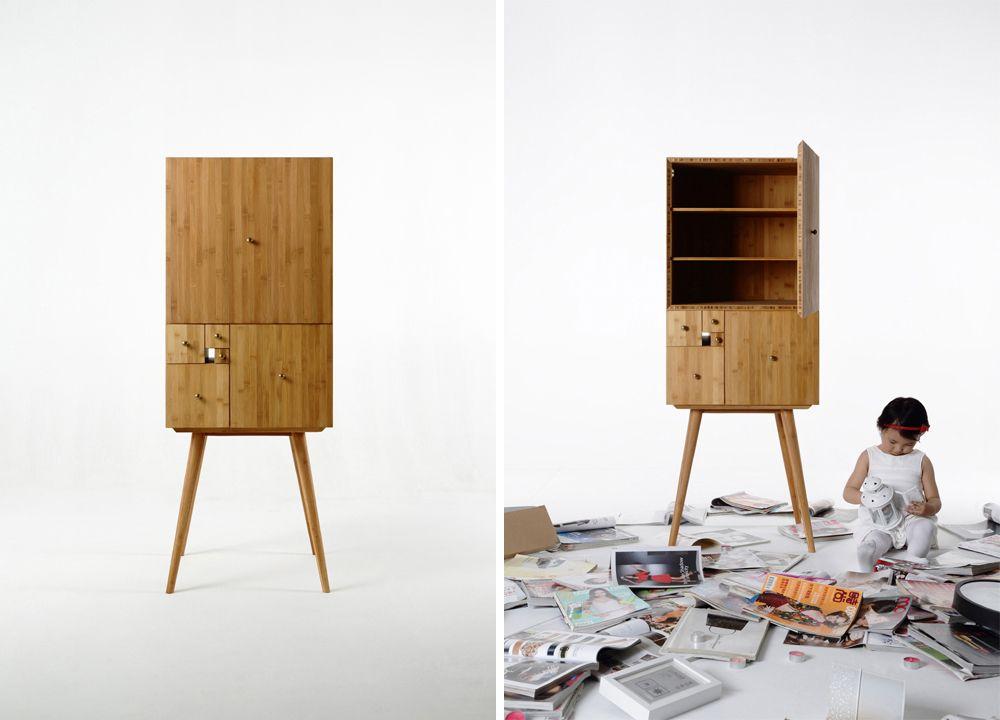 Fibonacci Cabinet by Studio Utopia - TYYLIT