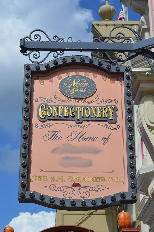 This week we're taking a sweet stop at the Confectionery on Main Street, U.S.A. I love so many of...