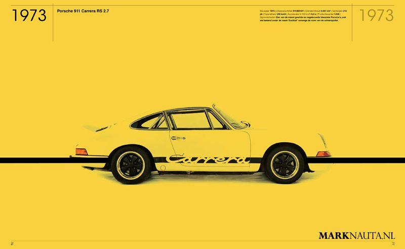 оригинальный цвет porsche 911 carrera rs 2.7