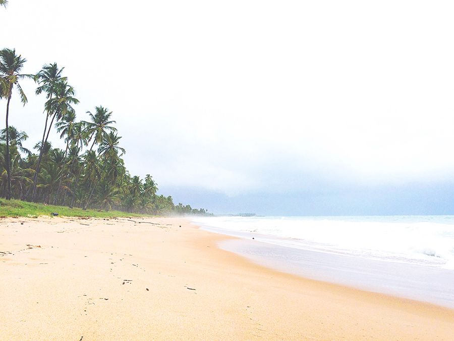 Praia de Garca Torta
