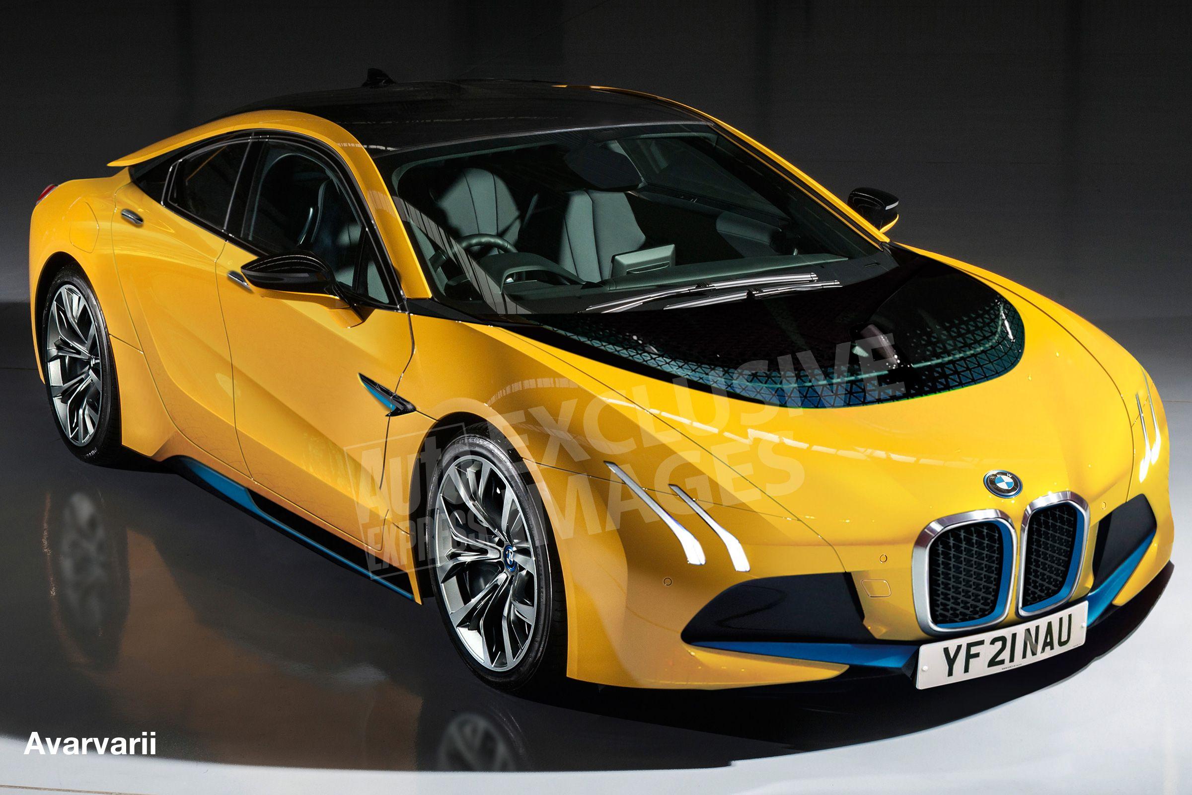 2021 Electric BMW i5 Electric cars, Dream car garage