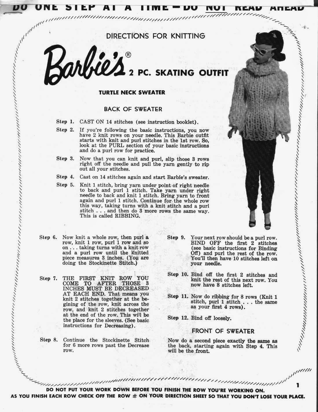 Herbie\'s Doll Sewing, Knitting & Crochet Pattern Collection: 12 inch ...