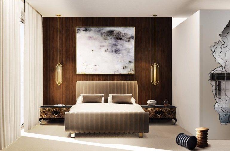 SCHLAFZIMMER IDEEN Modern Betten, Schlafzimmer Hängelampe