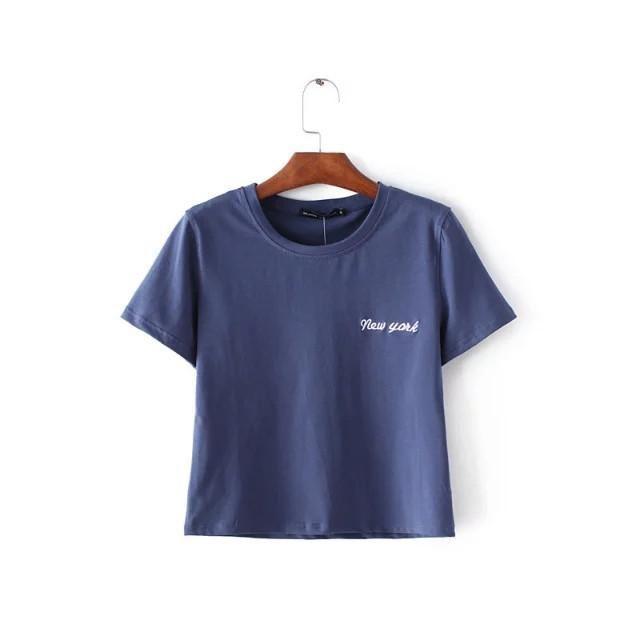 NY/California T-shirt