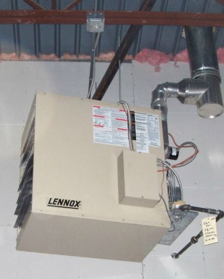 Heating Your Home Garage Safely Garage Heater Heating And