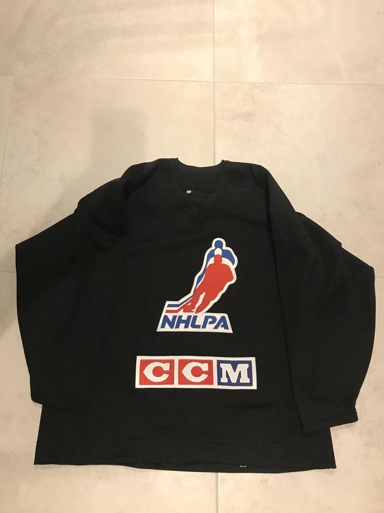 NHLPA Pro Stock Hockey Jersey From Lockout (eBay Link) 20a37ba5c68