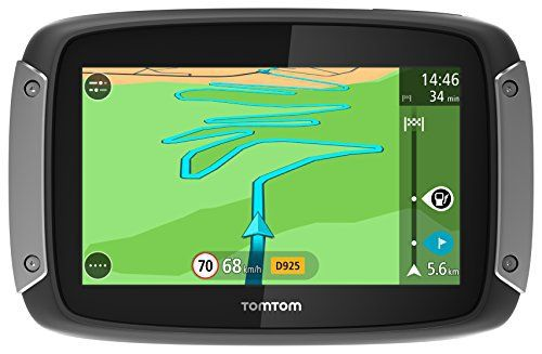 TomTom GPS Moto RIDER 400 Europe 48 Cartographie, Trafic et Zones de Danger à Vie (1GE0.002.02): TomTom RIDER 400 TomTom Rider 400.…
